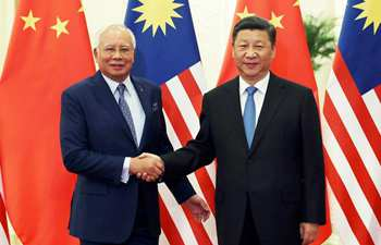 Xi praises Malaysia for Belt and Road cooperation