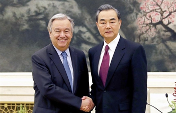 UN chief says China strong pillar of open, multilateral world