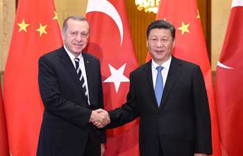 China, Turkey to strengthen cooperation under Belt and Road  Initiative