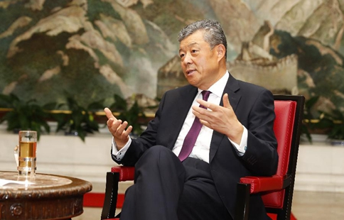 Interview: China-UK cooperation on Belt and Road well fit: Chinese ambassador