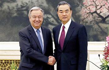 UN secretary-general: Belt & Road improves globalization