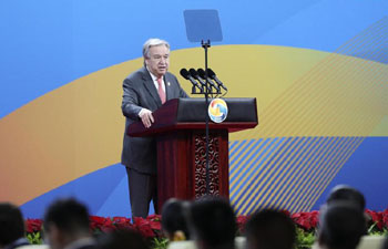 UN Secretary-General addresses opening ceremony of Belt and Road Forum