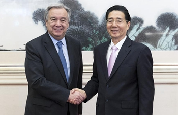 China, UN to enhance cooperation in peacekeeping