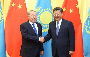 Xi calls for strengthened strategic coordination between China, Kazakhstan