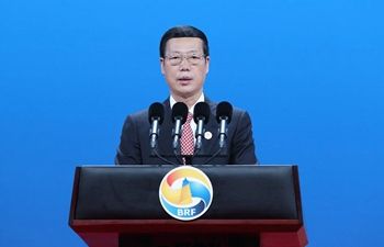 Chinese vice premier urges improving connectivity in Belt and Road development