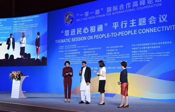 Belt and Road Forum: Thematic Session on People-to-people Connectivity