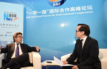 President of Inter-American Development Bank receives interview with Xinhua