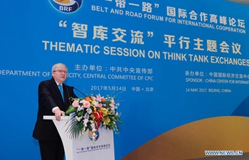 Belt and Road Forum: Thematic Session on Think Tank Exchanges