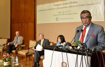 World Bank conference discusses future development of Bangladeshi capital
