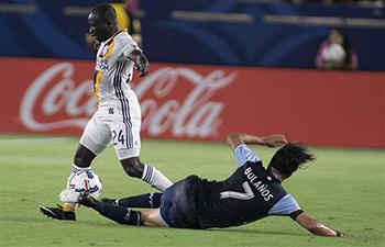 Vancouver Whitecaps beats LA Galaxy 1-0 in MLS game