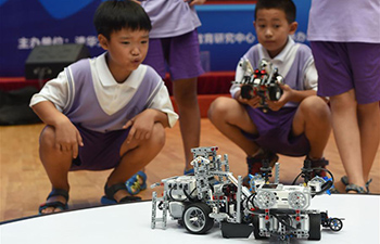Adolescent science and technology innovation contest held in Beijing