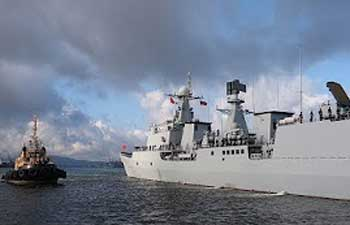 China-Russia Navy Drills: Second stage of 'Joint-Sea 2017' begins