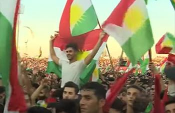 Iraq's Kurds support 'yes' vote despite global condemnation