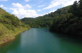 Scenery of Longdong scenic spot in SW China's Yunnan