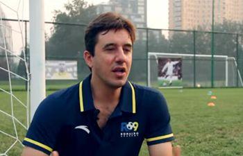 Chinese Dream, My Dream: The Man Who Brought Ronaldo to China