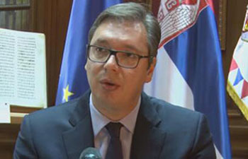 Serbian president lauds CPC's unique model of success
