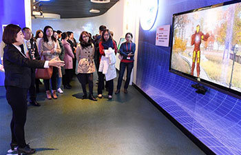 Journalists for 19th CPC National Congress attend reporting tours
