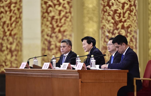 19th CPC National Congress spokesperson holds press conference