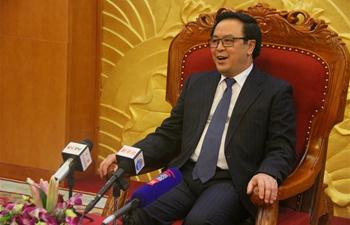 Interview: CPC national congress to advance China's modernization -- senior Vietnamese  party member