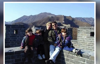 Chinese Dream, My Dream: We are in China to pursue our dreams