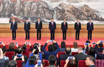 Xinhua Special- Who's who in Xi Jinping's new team
