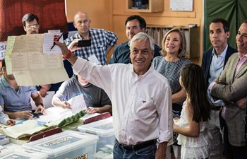 Chile holds unique presidential, parliamentarian elections
