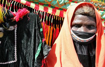 In pics: traditional costume, hairstyle in Kassala, Sudan