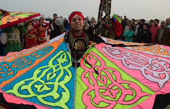 Sun Festival marked in Egypt