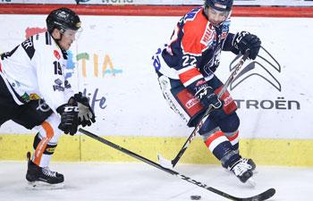 Dornbirn Bulldogs EC beat KHL Medvescak Zagreb 5-2