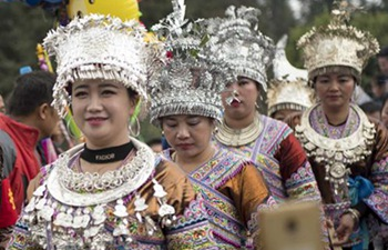 Lusheng festival marked in China's Guizhou