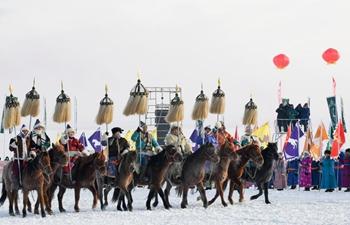 Nadam Fair opens in Inner Mongolia
