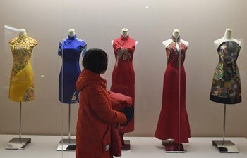 A look at China brocade cultural exhibition