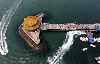 In pics: aerial view of China