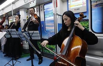 4 new subway lines open in Guangzhou