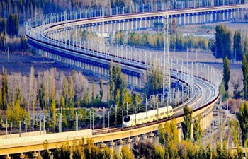 Milestones in China's high-speed railway development