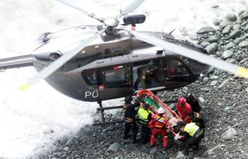 Bus plummets into gorge in Peru, killing 25