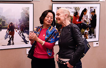 Photo exhibition unveiling transition of Chinese society inaugurated in Paris
