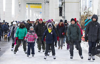 Bentway Skate Trail opens to public for free in Toronto