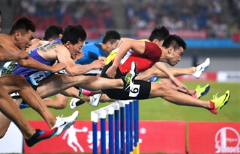 Best Xinhua sports photos of the year 2017