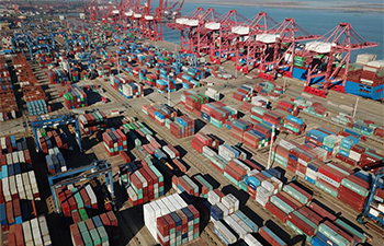 China's foreign trade up 14.2 pct in 2017