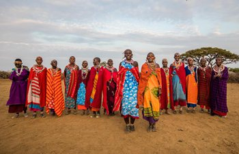 In pics: daily life of Masais in Amboseli National Park, Kenya