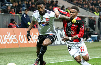 Nice beats Amiens SC 1-0 at French Ligue 1
