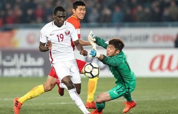 AFC U23 Championship: China defeated by Qatar