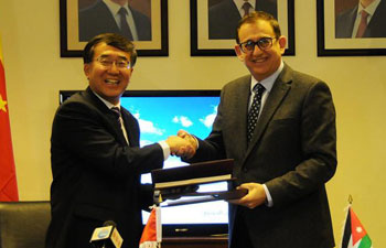 Jordan, China ink deal to boost aviation cooperation