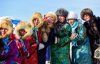 Nadam Fair kicks off in China's Inner Mongolia
