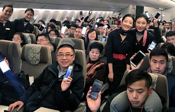 Chinese airlines allow inflight mobile phone use, wifi