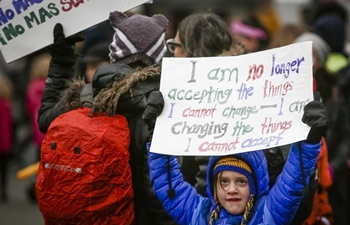 Vancouver women march for equality, diversity