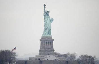 Statue of Liberty reopens amid gov't shutdown