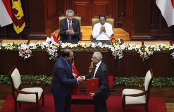 Sri Lanka, Singapore sign Free Trade Agreement