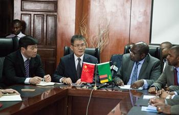 China donates funds to help Zambia tackle cholera outbreak